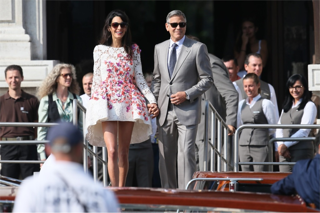 8 Savvy Financial Moves for George Clooney and Amal Alamuddin