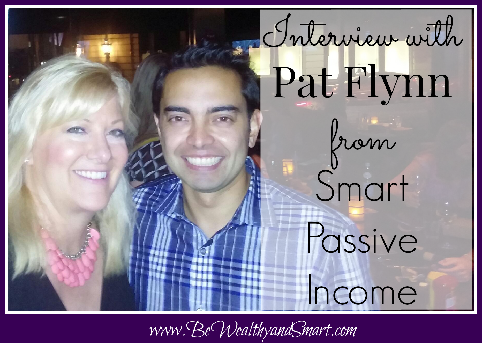 063: Interview with Pat Flynn from Smart Passive Income