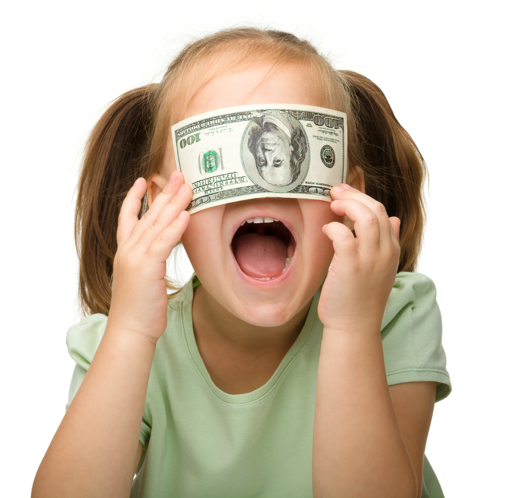 140: 7 Ways to Raise Financially Fit Kids in 2016